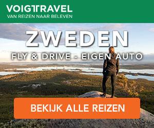 Zweden met Voigt Travel