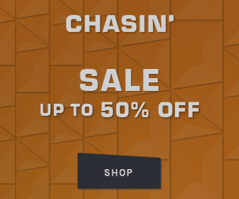 This is it: CHASIN' Sale is on