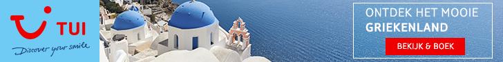 Tui zonvakanties Griekenland 2019