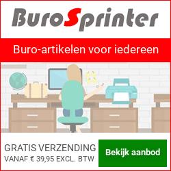 Klik hier voor de korting bij Burosprinter
