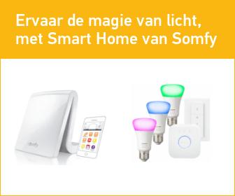 Banner Smart Home Verlichting