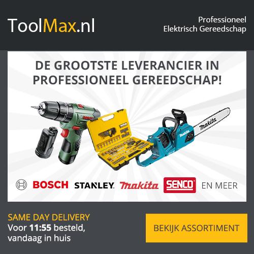 Toomax - standaar banner