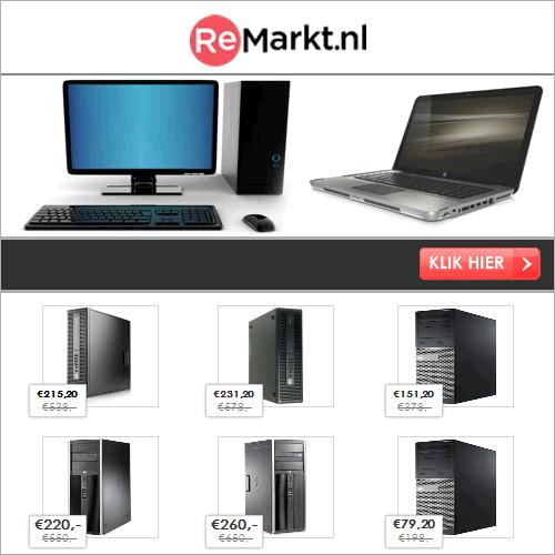 ReMarkt Computers