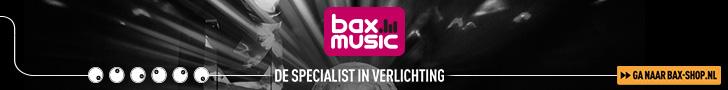 Bax Music | De specialist in verlichting