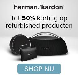 Klik hier voor de korting bij HarmanKardon NL