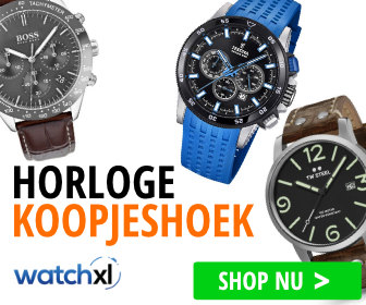 Horloge Koopjeshoek