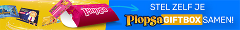Plopsa WEBDEALS -€ 7,-
