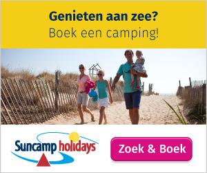 Campingvakanties aan zee