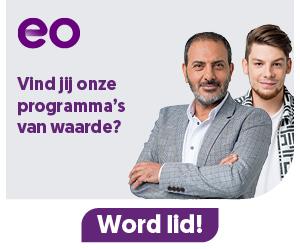 Word lid van de EO voor €18 per jaar