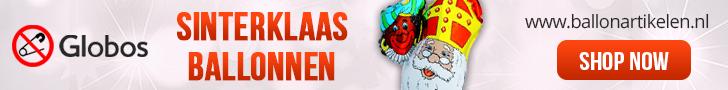 Sinterklaas Ballonnen
