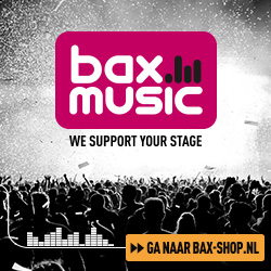 Bax Music | We Support Your Stage