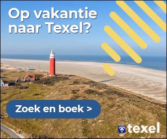Op vakantie naar Texel