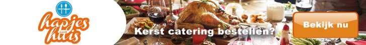 Hapjes aan huis catering