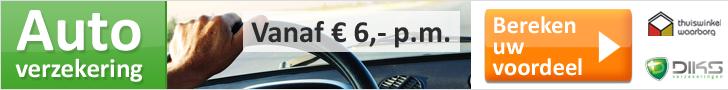 Goedkoopste autoverzekeringen direct vergelijken