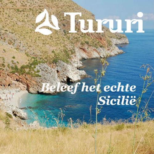Tururi Tours dè specialist voor Sicilië