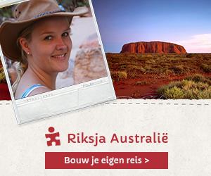 Riksja Australie