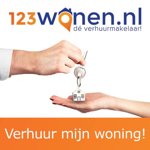 Klik hier voor de korting bij 123wonen.nl