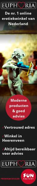 Sexshop Euphoria - moderne erotiekwinkel Heerenveen