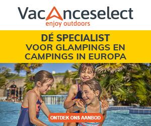 Vacanceselect Campings en Vakantieparken vanaf �249