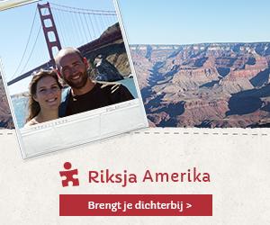 Riksja Rondreizen Amerika