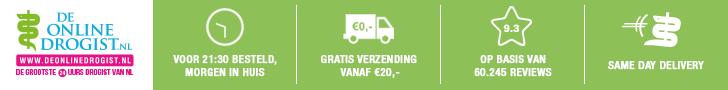 DeOnlineDrogist.nl – Nieuwe aanbiedingen waaronder 35% korting op Purol