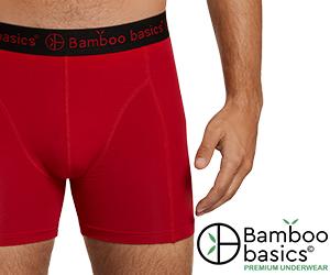 Bamboo Basics - Extreem comfortabel ondergoed