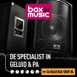 Bax-shop.nl - Uw specialist in geluid en recording apparatuur!