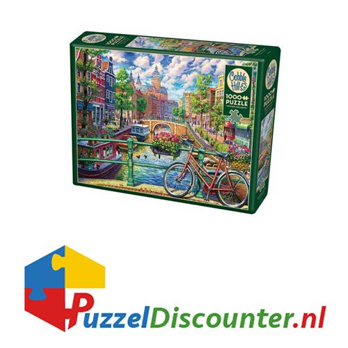 Cobble Hill puzzels & spellen kopen