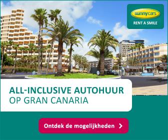 autohuur Gran Canaria