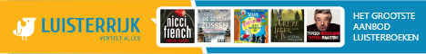 Luisterboeken.nl heeft altijd de nieuwste luisterboeken!