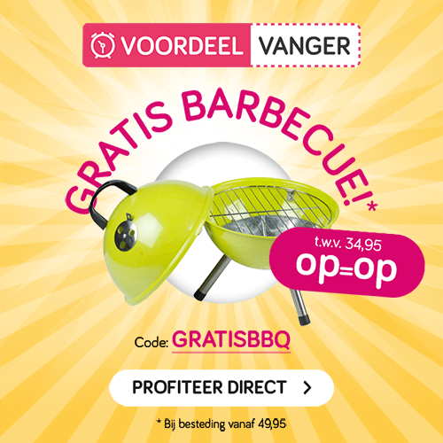 Klik hier voor de korting bij Voordeelvanger.nl