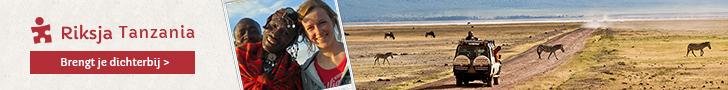 Riksja safari reizen