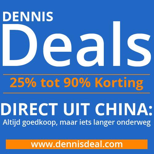 Klik hier voor de korting bij Dennisdeal.com