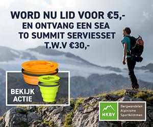 Klik hier voor de korting bij Bergsportreizen.nl