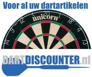 Klik hier voor de korting bij Dartdiscounter.nl
