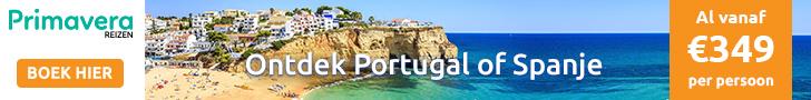 Specialist voor reizen naar Portugal en Spanje in 2020