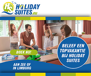 Strandhuisjes Holiday Suites