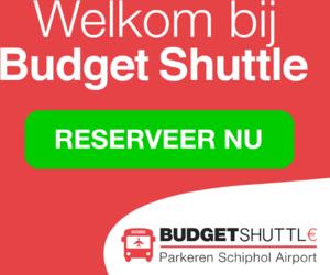Klik hier voor de korting bij Budgetshuttle.nl