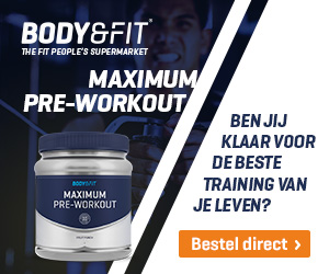 Klik hier voor de korting bij Body & Fit