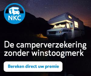 Klik hier voor de korting bij NKC.nl - Camperverzekering