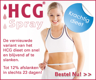 Elegance HCG Spray Afslankkuur