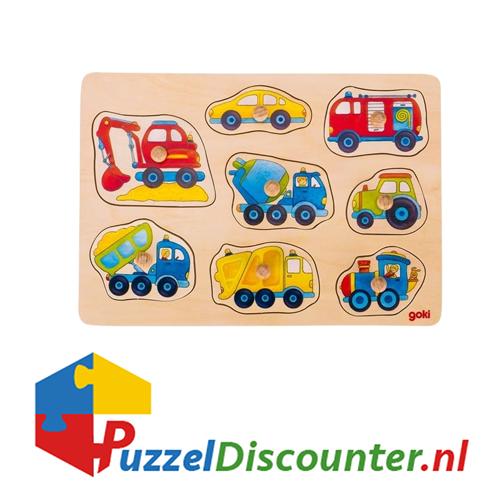 Goki Puzzels