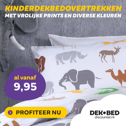 Kinderdekbedovertrekken