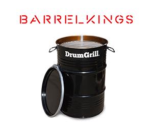 Klik hier voor de korting bij Barrelkings.com
