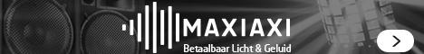 MaxiAxi - Betaalbaar licht en geluid