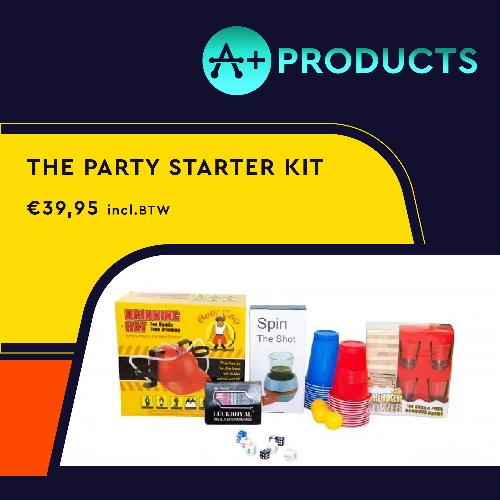 Klik hier voor de korting bij Aplus Products
