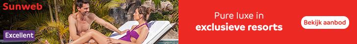 luxe genieten in Spanje met Sunweb