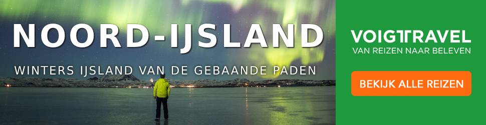 IJsland winter met Voigt Travel