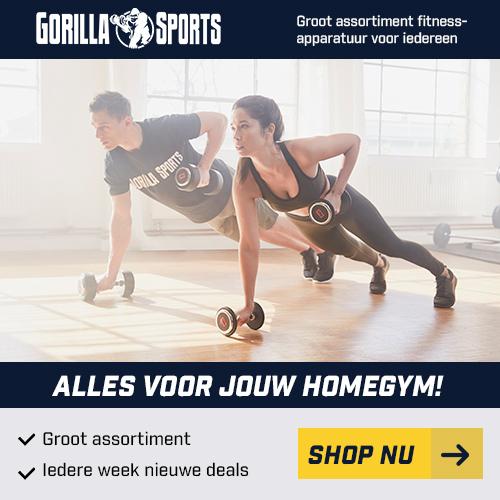 Gorilal Sports: Gratis verzending