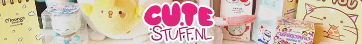 CuteStuff.nl  |  Look cute  Play cute Be cute